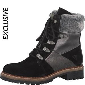 Tamaris-Schuhe-Schuhe-(Warmfutter)-BLACK-COMB-Art.:1-1-26090-29/098