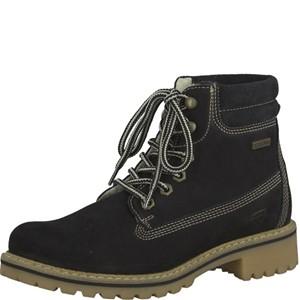 Tamaris-Schuhe-Schuhe-(Warmfutter)-BLACK-NUBUC-Art.:1-1-26244-29/008