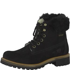 Tamaris-Schuhe-Schuhe-(Warmfutter)-BLACK/FUR-Art.:1-1-26244-29/036