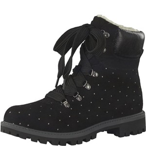 Tamaris-Schuhe-Schuhe-(Warmfutter)-BLACK-Art.:1-1-26721-39/001