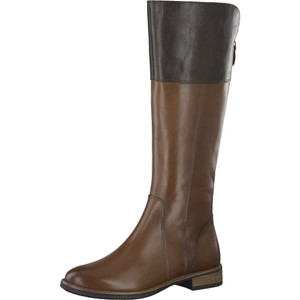Tamaris-Schuhe-Stiefel-COGNAC/MOCCA-Art.:1-1-25530-29/378