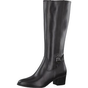 Tamaris-Schuhe-Stiefel-BLACK-UNI-Art.:1-1-25532-29/007