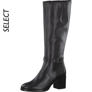 Tamaris-Schuhe-Stiefel-BLACK-Art.:1-1-25539-29/001-TP