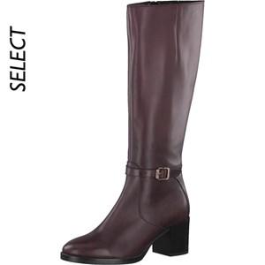 Tamaris-Schuhe-Stiefel-BORDEAUX-Art.:1-1-25539-29/549-TP