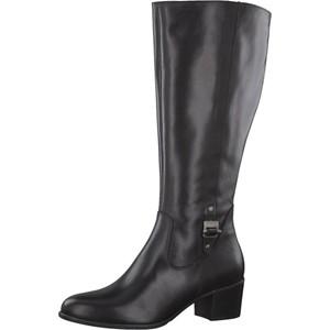 Tamaris-Schuhe-Stiefel-BLACK-UNI-Art.:1-1-25592-29/007