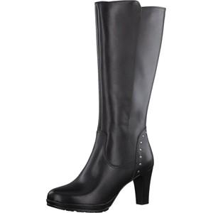 Tamaris-Schuhe-Stiefel-BLACK-Art.:1-1-25571-39/001