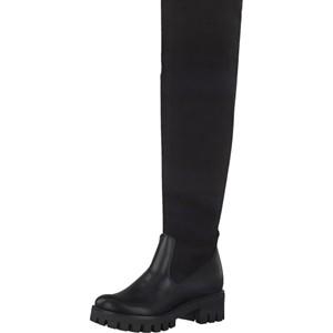 Tamaris-Schuhe-Stiefel-BLACK-Art.:1-1-25619-39/001