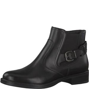 Tamaris-Schuhe-Stiefelette-BLACK-Art.:1-1-25002-29/001