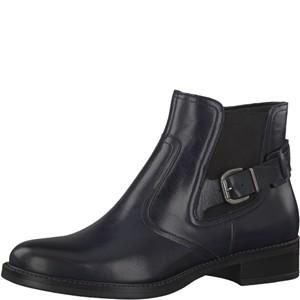 Tamaris-Schuhe-Stiefelette-NAVY-Art.:1-1-25002-29/805