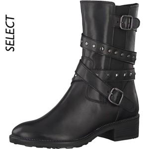 Tamaris-Schuhe-Stiefelette-BLACK-Art.:1-1-25031-29/001-TP