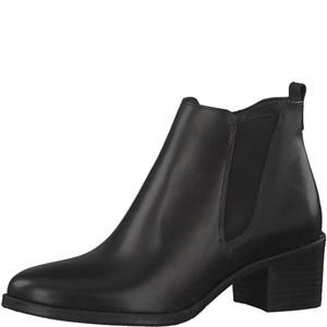 Tamaris-Schuhe-Stiefelette-BLACK-Art.:1-1-25043-29/001