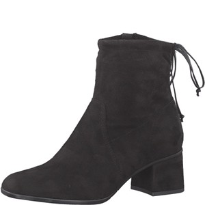 Tamaris-Schuhe-Stiefelette-BLACK-Art.:1-1-25047-29/001