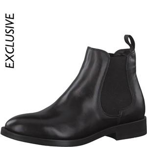 Tamaris-Schuhe-Stiefelette-BLACK-Art.:1-1-25087-29/001