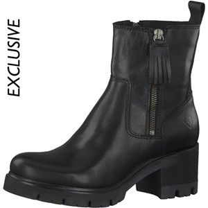 Tamaris-Schuhe-Stiefelette-BLACK-Art.:1-1-25088-29/001