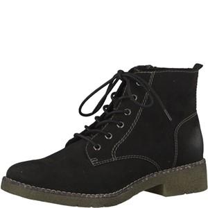 Tamaris-Schuhe-Stiefelette-BLACK-Art.:1-1-25100-29/001
