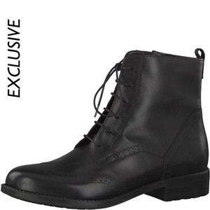 Tamaris-Schuhe-Stiefelette-BLACK-Art.:1-1-25122-29/001