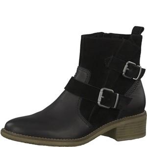 Tamaris-Schuhe-Stiefelette-BLACK--Art.:1-1-25374-29/003