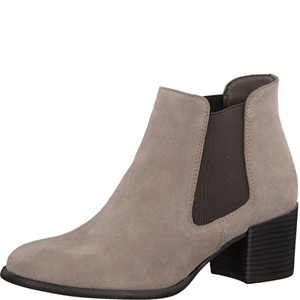 Tamaris-Schuhe-Stiefelette-TAUPE-Art.:1-1-25381-29/341