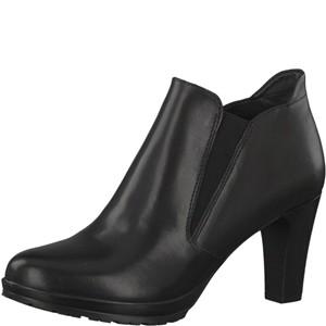 Tamaris-Schuhe-Stiefelette-BLACK-Art.:1-1-25395-29/001