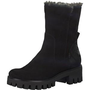 Tamaris-Schuhe-Stiefelette-BLACK-Art.:1-1-25405-29/001