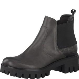 Tamaris-Schuhe-Stiefelette-ANTHR/PLAT.STR-Art.:1-1-25441-29/215
