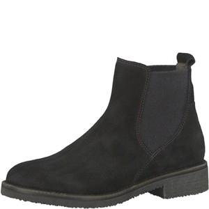 Tamaris-Schuhe-Stiefelette-BLACK-Art.:1-1-25446-29/001