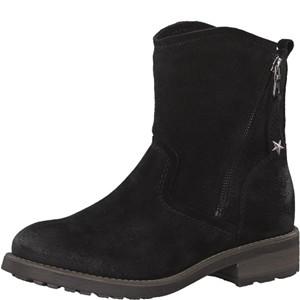 Tamaris-Schuhe-Stiefelette-BLACK-Art.:1-1-25454-29/001