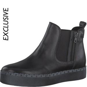 Tamaris-Schuhe-Stiefelette-BLACK-Art.:1-1-25488-29/001
