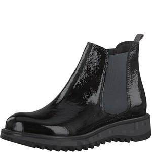 Tamaris-Schuhe-Stiefelette-BLACK-Art.:1-1-25489-29/001