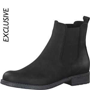 Tamaris-Schuhe-Stiefelette-BLACK-Art.:1-1-25498-29/001