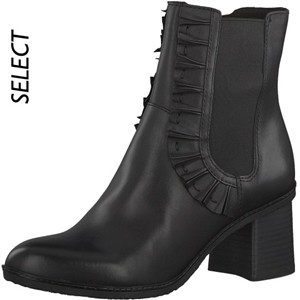 Tamaris-Schuhe-Stiefelette-BLACK-Art.:1-1-25000-29/001-MO