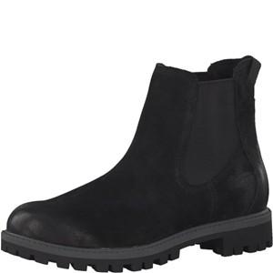 Tamaris-Schuhe-Stiefelette-BLACK-UNI-Art.:1-1-25401-29/007