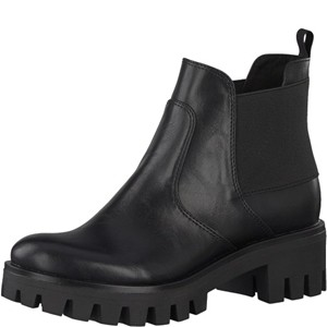 Tamaris-Schuhe-Stiefelette-BLACK-UNI-Art.:1-1-25441-29/007