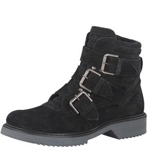 Tamaris-Schuhe-Stiefelette-BLACK-Art.:1-1-25919-39/001