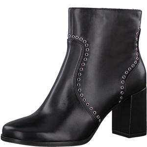 Tamaris-Schuhe-Stiefelette-BLACK--Art.:1-1-25929-39/003