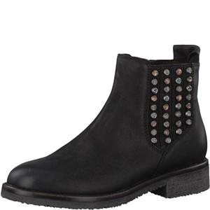 Tamaris-Schuhe-Stiefelette-BLACK-Art.:1-1-25936-39/001