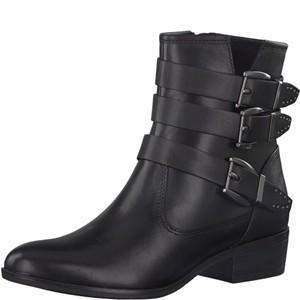 Tamaris-Schuhe-Stiefelette-BLACK-Art.:1-1-25952-39/001