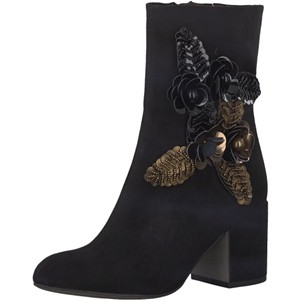 Tamaris-Schuhe-Stiefelette-BLACK-Art.:1-1-25963-39/001