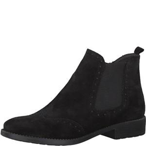 Tamaris-Schuhe-Stiefelette-BLACK-Art.:1-1-25493-29/001