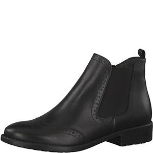 Tamaris-Schuhe-Stiefelette-BLACK--Art.:1-1-25493-29/003